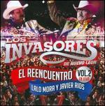 El Reencuentro en Vivo, Vol. 2: Lalo Mora y Javier Rios