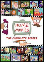 HOME MOVIES:COMPLETE SERIES