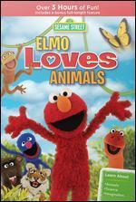 SESAME STREET:ELMO LOVES ANIMALS