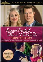 SIGNED SEALED DELIVERED:FROM THE HEAR