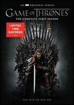 GAME OF THRONES:COMPLETE FIRST SEASON