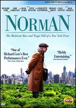NORMAN:MODERATE RISE AND TRAGIC FALL