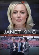 JANET KING:SERIES 3 PLAYING ADVANTAGE