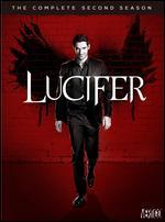 LUCIFER:COMPLETE SECOND SEASON