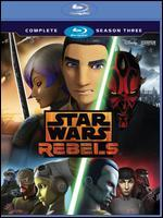 STAR WARS REBELS:COMPLETE SEASON 3