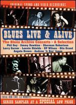 BLUES LIVE AND ALIVE