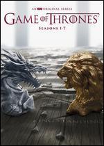 GAME OF THRONES:SEASON 1-7
