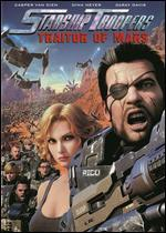 STARSHIP TROOPERS:TRAITORS OF MARS