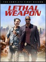 LETHAL WEAPON:COMPLETE FIRST SEASON