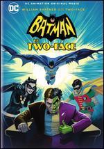 BATMAN VS TWO FACE