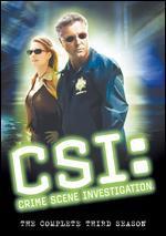 CSI:COMPLETE THIRD SEASON