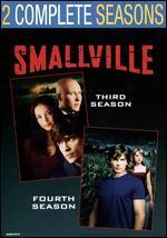 SMALLVILLE:SEASONS 3 & 4