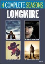 LONGMIRE:SEASONS 1-4