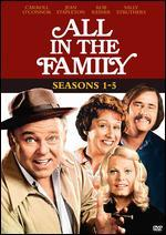 ALL IN THE FAMILY:SEASONS 1-5