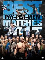 WWE:BEST PPV MATCHES 2017