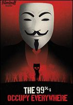 99%:OCCUPY EVERYWHERE