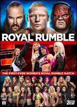 WWE:ROYAL RUMBLE 2018
