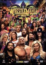 WWE:WRESTLEMANIA 34