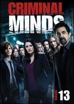 CRIMINAL MINDS:THIRTEENTH SEASON