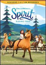 SPIRIT:RIDING FREE SEASON 1-4