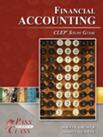 Financial Accounting CLEP Test Study Guide