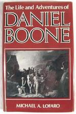 The Life and Adventures of Daniel Boone