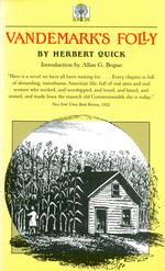 Vandemark's Folly|Quick, Herbert