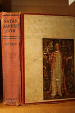 Satan Sanderson, By Hallie Erminie Rives...With Illustrations By a. B. Wenzell