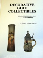 Decorative Golf Collectibles