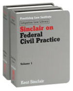 Sinclair on Federal Civil Practice