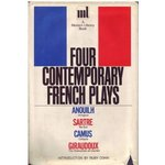Four Contemporary French Plays.
