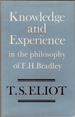 Knowledge & Experience in the Philosophy of F. H. Bradley