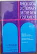 Theological Dictionary of the New Testament Volume VII