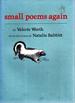 Small Poems Again