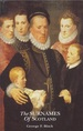 The Surnames of Scotland: Their Origin, Meaning and History