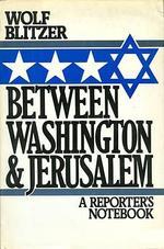 Between Washington and Jerusalem