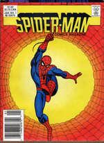 Spider-Man Comics Magazine Vol 1 No 1