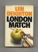 London Match-1st Edition/1st Printing