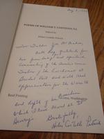Poems of William T. Costello, Sj