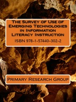 The Survey of Use of Emerging Technologies in Information Literacy Instruction