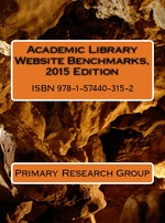 Academic Library Website Benchmarks 2015