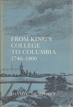 From King's College to Columbia