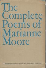 Complete Poems of Marianne Moore