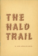 The Halo Trail:  the Story of the Yoncalla Indians