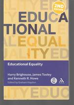 Educational Equality ( 2nd Edition )