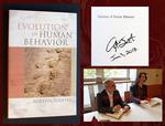 Evolution of Human Behavior (Signed, W/ Event Photos)