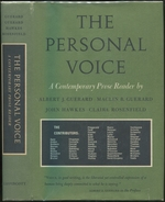 The Personal Voice:  a Contemporary Prose Reader