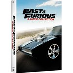 FAST AND THE FURIOUS 8 MOVIE COLLECTI