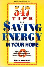 547 Tips for Saving Energy in Your Home