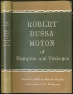 Robert Russa Moton of Hampton and Tuskegee